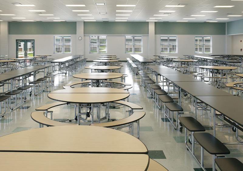 Classroom Design Website ~ Educational interiors cafeteria