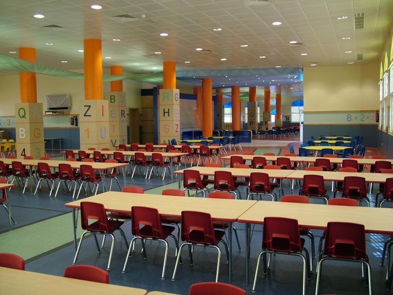 Educational Interiors-Cafeteria | Educational Interiors